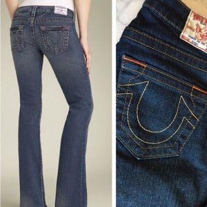 True Religion Bobby Medium Wash Bootcut Jeans